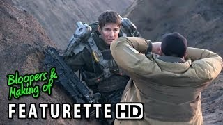 Edge Of Tomorrow (2014) Featurette - Tom Cruise Is Bill Cage