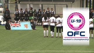 OFC TV Production - Copyright OFC TV © July 2017. Samoa and Fiji have fought to a 2-2 draw on Match Day 3 of the OFC U-19 ...