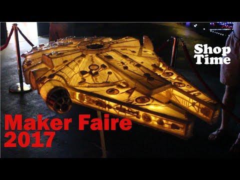 Bay Area Maker Faire 2017 (видео)