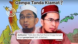 Video Sering Gempa!! Apa Tanda KIAMAT Sudah Dekat? - Ustadz Adi Hidayat LC MA MP3, 3GP, MP4, WEBM, AVI, FLV Oktober 2018