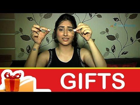 Disha Parmar's Gift Segment - Part 01