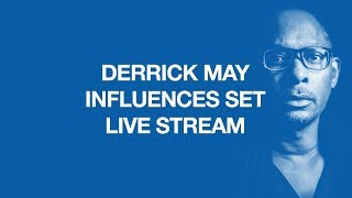 Derrick May - Live @ Alternate Cuts x Soup Kitchen, Manchester 2017
