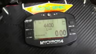 3. Kawasaki Ninja250R Racing Spec / RK Racebike tuning