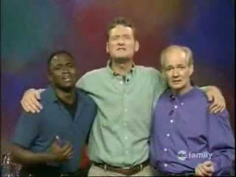 Whose Line is it Anyway - Leg Warmers