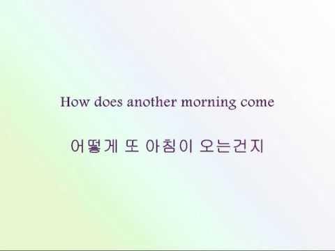 Super Junior K.R.Y - 한 사람만을 (The One I Love) [Han & Eng]