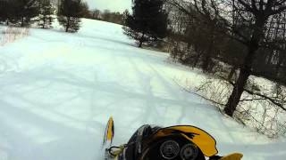 9. Ski Doo MXZ 800 H.O.