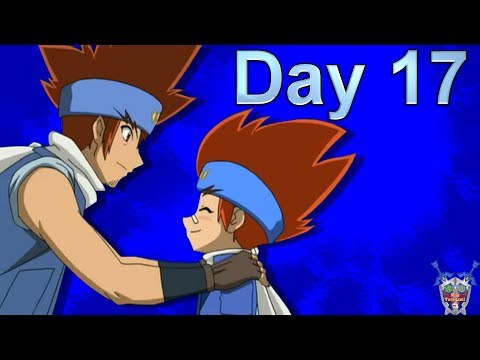 {Day 17} Ryo & Gingka ~  Promise of a lifetime (Lyrics)