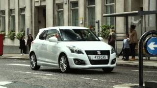 <h5>Suzuki Swift: Meant To Be / Traktor / Partizan</h5>