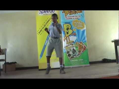 Distribution & Activations at St Johns Primary School Kajiado