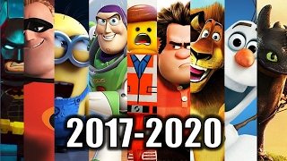 Video Upcoming Animated Movies 2017-2020 MP3, 3GP, MP4, WEBM, AVI, FLV April 2018