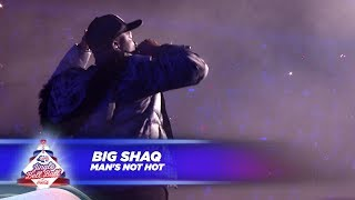 image of Big Shaq - 'Mans Not Hot' - (Live At Capital's Jingle Bell Ball 2017)