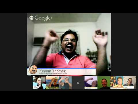 World Laughter Day Hangout # 3/3 for Health, Happiness & Peace