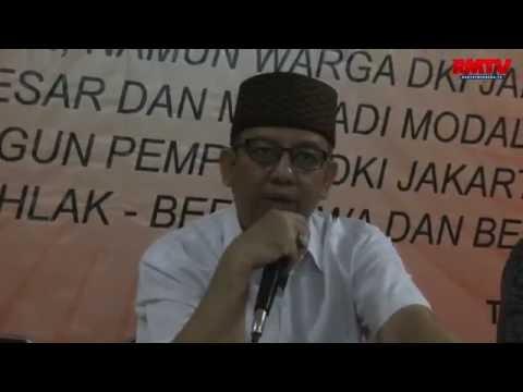 Forum RT RW DKI Jakarta Tuntut Ahok Cabut Kepgub No. 903/2016