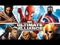 Marvel: Ultimate Alliance All Cutscenes game Movie 1080