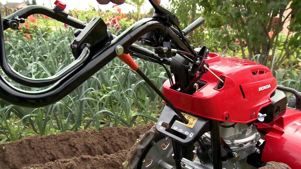 Motoculteur FF 500