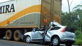 Os acidentes mais inacreditáveis da Net.