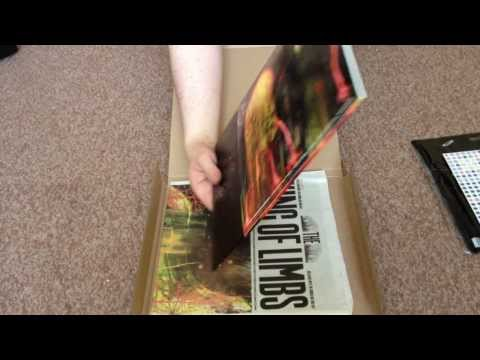 Nostalgamer Unboxes Radiohead The King Of Limbs Newspaper Deluxe Collectors Edition