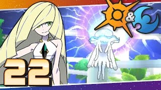 Pokémon Sun and Moon - Episode 22 | Lusamine and the Aether Paradise! by Munching Orange