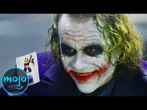Top 10 Greatest DC Movies of All Time (видео)