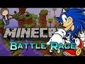Minecraft: Sonic Battle-Race w/Mitch, Jerome and Mat!