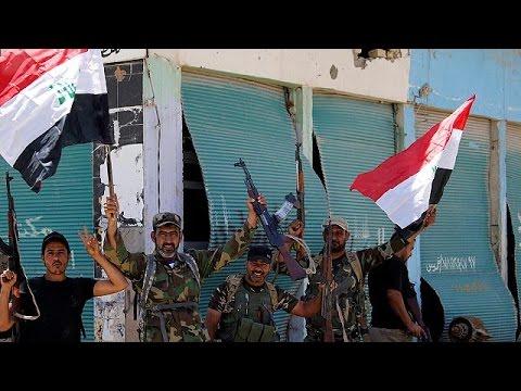 Ιράκ: Ο πρωθυπουργός κοντά στις δυνάμεις που πολιορκούν την Φαλούτζα