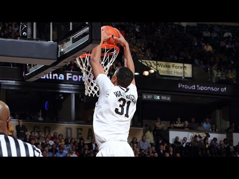 2014-15 Wake Forest Highlights