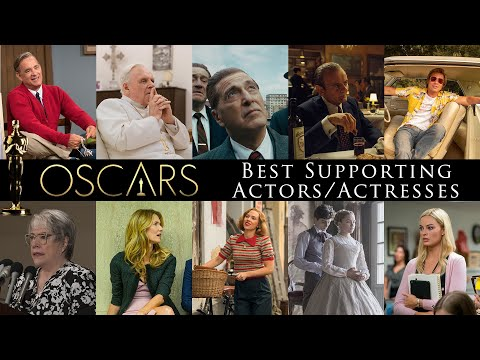 2020 Academy Award Nominees: Best Supporting Actor/Actress Clips