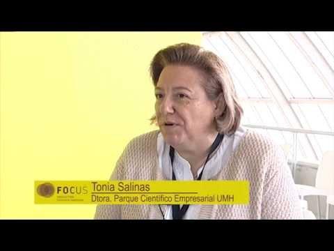 Entrevista a Tonia Salinas en #FocusInnovaPyme