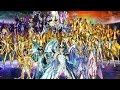 Top 10 Strongest Saint Seiya Characters 聖闘士星矢 [Canon Series Finale]