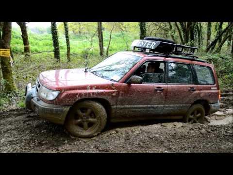 SVA 2016 - Subaru Forester Offroad (видео)