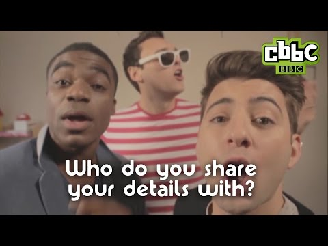 CBBC - Who Do You Share Your Details With