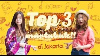 Video TOP 3 Martabak Paling Enak di Jakarta - NyamNyamNyam Ep. 5 MP3, 3GP, MP4, WEBM, AVI, FLV April 2019