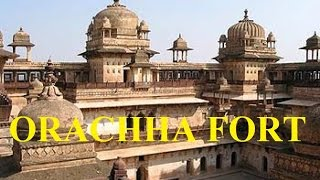 Orchha India  city pictures gallery : India/Orchha Fort Complex Part 8 (HD)
