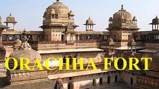 Orchha India  city photos : India/Orchha Fort Complex Part 8 (HD)