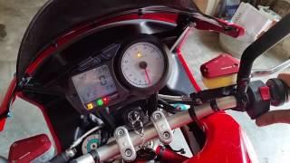 2. Ducati Multistrada 1000 S DS startup & sound