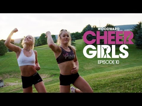 The Double Whip Double - Woodward Cheer Girls Season 3