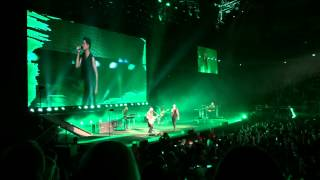 Paint The Town Green - The Script (No Sound Without Silence Tour) - Melbourne, 29/04/2015