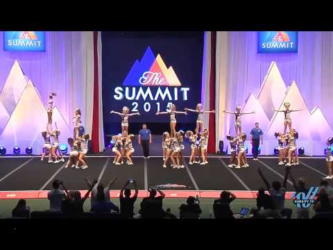Cheer Athletics Sassycats 2015 Large Senior 4 Finals