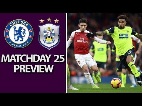 Video: Chelsea v. Huddersfield | PREMIER LEAGUE MATCH PREVIEW | 2/2/19 | NBC Sports