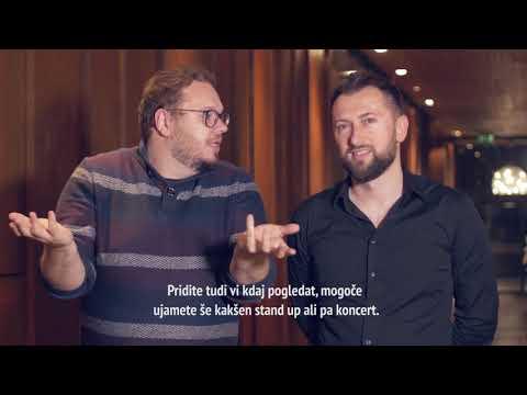 STAND UP VEČER – Perica Jerković in Sašo Stare