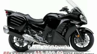 5. 2012 Kawasaki Concours 14 ABS  motorbike Dealers