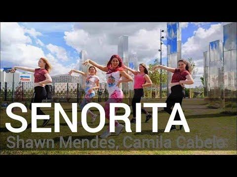 SENORITA by Shawn Mendes,Camila Cabello   SALSATION Choreography