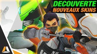 Video Event Anniversaire : Découverte des skins ► Overwatch MP3, 3GP, MP4, WEBM, AVI, FLV September 2017