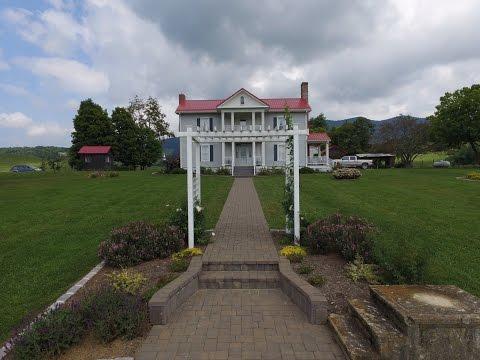 Doe Creek Farm Wedding Venue Pembroke Virginia