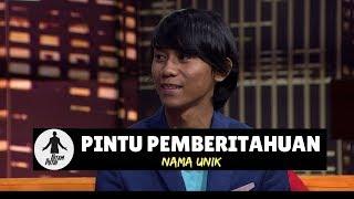 "Video NAMA UNIK: ""PINTU PEMBERITAHUAN"" | HITAM PUTIH  (29/01/18) 1-4 MP3, 3GP, MP4, WEBM, AVI, FLV Juni 2018"