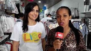 Liga Kids - Loja Infantil chega com tudo em Santo Estêvão