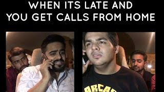 Video When its late and you start getting calls from HOME. MP3, 3GP, MP4, WEBM, AVI, FLV Juli 2018