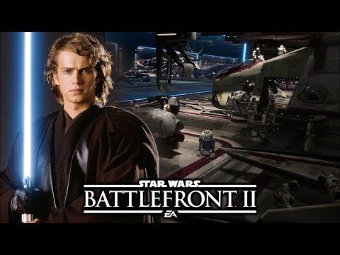 Star Wars is So Broken - Battlefront 2 Gameplay (w/Jacob, Omar, Lawrence)