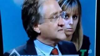Alfonso Luigi Marra parla di signoraggio ad Iceberg, su Telelombardia