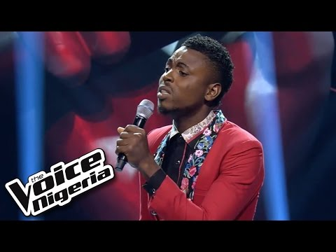 Tobore Sings 'If I Could Turn Back The Hands Of Time' / Blind Auditions / The Voice Nigeria 2016